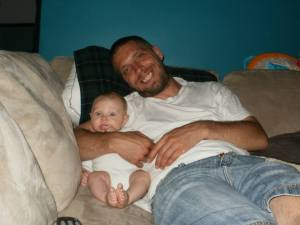 Jaxen and Dad